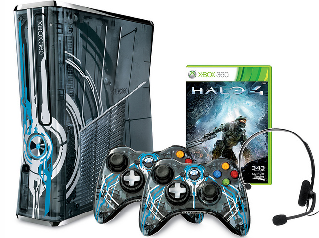 h4 limited console 06
