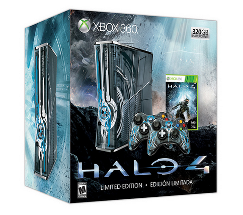 h4 limited console 07