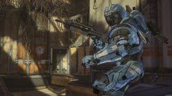 Halo 4 Champions Bundle Screenshot Ricochet - Overgrown