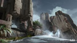gamescom-2014-halo-2-anniversary-multiplayer-sanctuary-concept-cliff