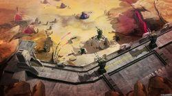 Halo Spartan Assault Concept - Base Overrun