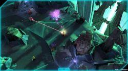 Halo Spartan Assault Screenshot - Forerunner Interior
