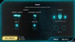 Halo Spartan Assault - Armory