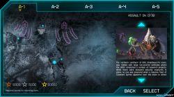 Halo Spartan Assault - Mission Select