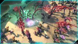 Halo Spartan Assault Screenshot - Alien Forest