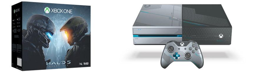 Ausgepackt: Die Halo 5 Limited Xbox One Konsole