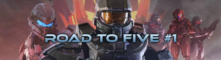 Road to Five #1 - Was zwischen Halo 4 und 5 passiert ist