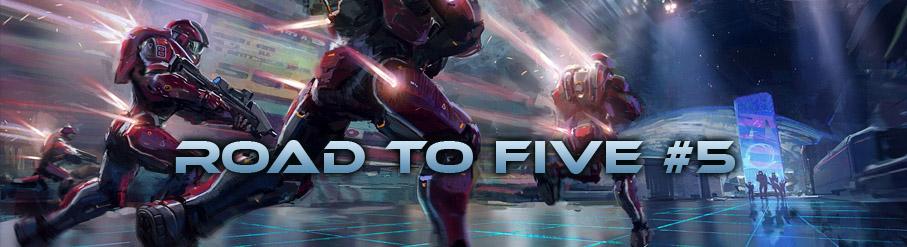 Road to Five #5 - Der Multiplayermodus Part 1: Spielmodi und das REQ-System