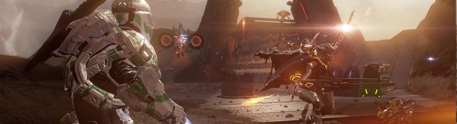 Raid on Apex 7: 343 enthüllt neue Warzone Karte