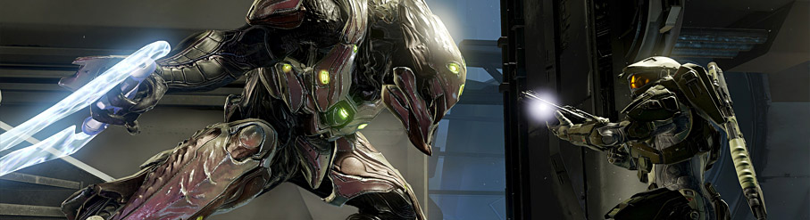 E³ 2015: Die Halo 5 Kampagnendemo und Warzone MP Modus