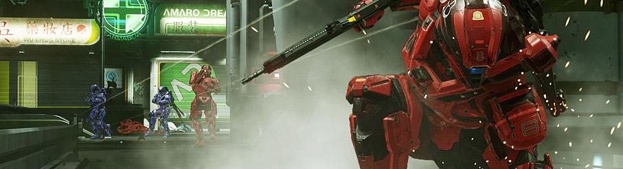 Halo 5: Forge für W10 und Anvil's Legacy DLC erscheinen am 08. September *update*