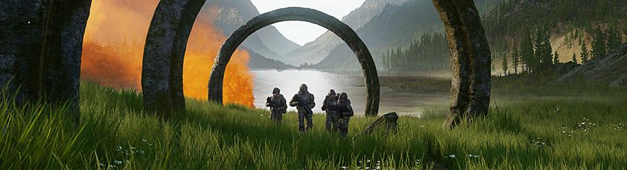 Digital Foundry untersucht den Halo Infinite Trailer: Ein Ausblick auf Nextgen?
