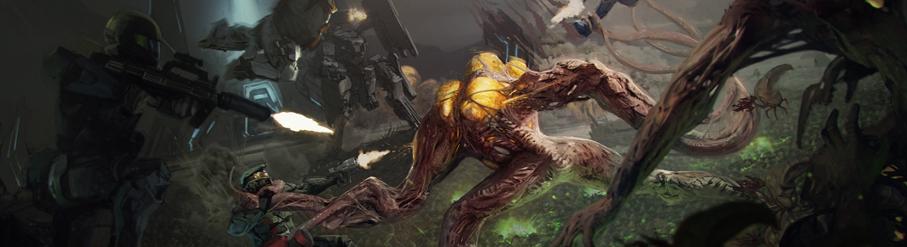Es gibt doch ein Lebenszeichen von Halo, und ein alter Feind kehrt zurück