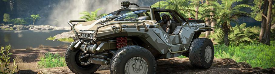 Halo Fans erhalten gratis Warthog für Forza Horizon 3