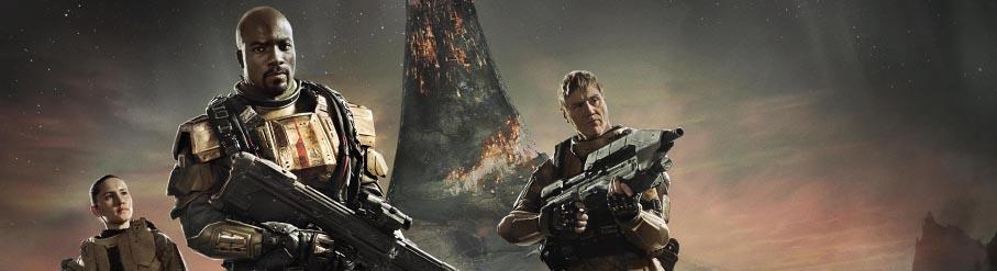 Jede Menge Bilder und Footage aus Halo: Nightfall