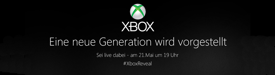 Microsoft: Xbox Event am 21.Mai 2013